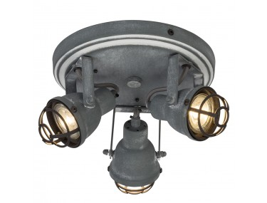 3 lichtbr. LED plafondlamp...