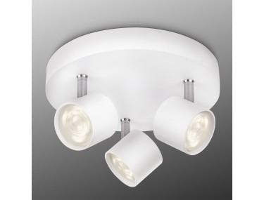 3-lichts LED-plafondlamp...