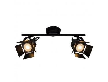 2-lamps LED spot...
