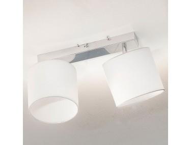 Aantrekkelijke plafondlamp...