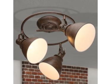 3-lamps plafondspot Giorgio...
