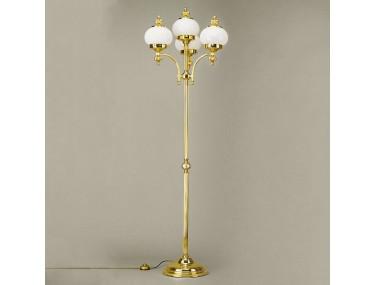4-lichts vloerlamp DELIA,...
