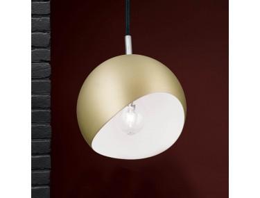 Bolvormige hanglamp - mat...