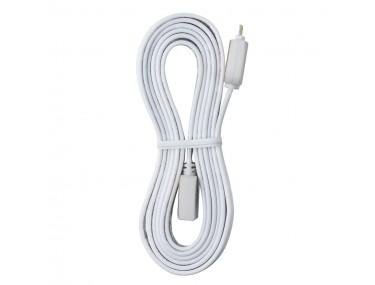 1 m lange flex-connector...